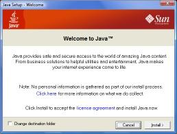 Java Asennus